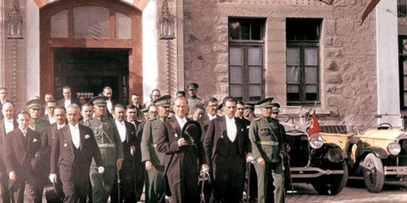Ortaokul T.C. İnkılap Tarihi Ve Atatürkçülük Ödev Hazırlama